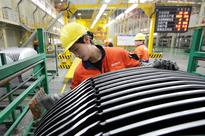 China Manufacturing Contraction Deepens Amid Cash Pinch