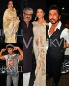 From Ranveer's hugs & kisses to SRK dancing the night away, SLB's party was a hit!