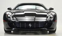 All-Black 2008 Ferrari 599 GTB Fiorano For Sale at St. Louis Motorcars