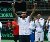 Davis Cup: Marin Cilic beats Richard Gasquet to send Croatia into final