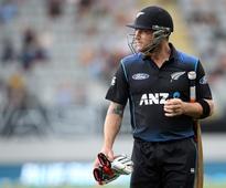Watch Brendon's last hurrah: McCullum bids ODI farewell ...