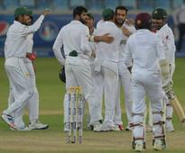 PAKISTAN WIN 1st DAY-NIGHT TEST AGAINST WEST INDIES BY 56 RUNS