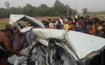 Uttar Pradesh: Train hits car at unmanned crossing in Bhadohi, 5 killed