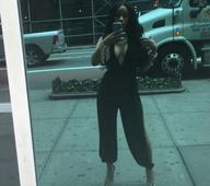 'Love and Hip Hop' fame Cardi B feels like a falcon in little black dress designed by 'BBWLA' star Angel Brinks