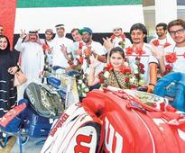 UAE to bank on the young brigade