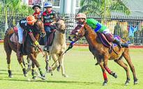 N Hazari Dr Tombi State polo tournament Meiraba, IRC, ESC script easy wins