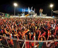 Carnival time in Trinidad and Tobago