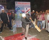 Varanasi holds 'Gully cricket' to create awareness among voters