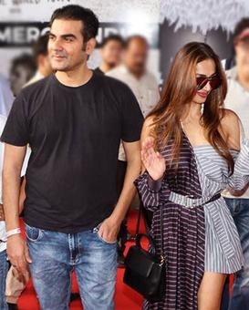 Maliaka Arora and Arbaaz Khan divorced