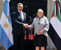 Argentina and United Arab Emirates Open New Stage in Bilateral Relations