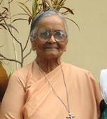 Sr Hilda Crasta AC (85) of Kannada Kudru, Gangolli Parish