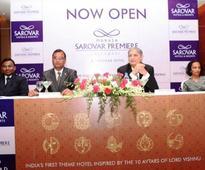 Sarovar Hotels along with Madhvani Group opens new property in Tirupati