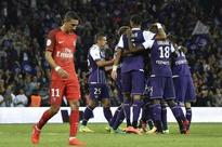 Toulouse claim first Ligue 1 win over PSG since 2009