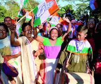 BJP wins polls in 2 councils