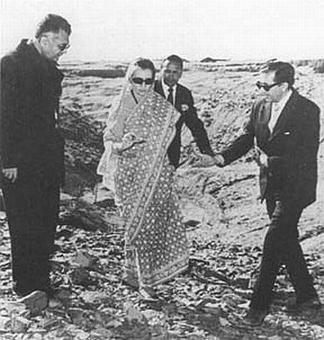 India will always remember Indira with gratitude