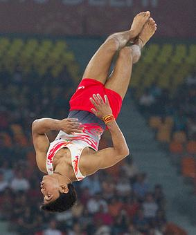 Asian Games: Indian gymnast, coach booked for 'harassing' woman player