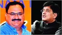 UP Elections 2017: Piyush Goyal, JP Nadda micro manage campaigns from Varanasi