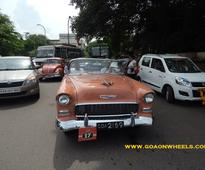 First edition of Vintage Car and Bike Rally in Goa gets overwhelming response