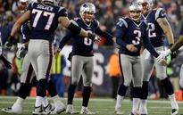 The Latest: Patriots extend lead to 20-9
