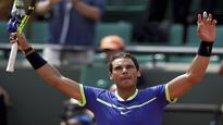 Rafael Nadal brushes aside France's Benoit Paire in Roland Garros opener