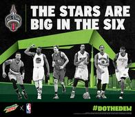 Mtn Dew, Verizon, Kia, Other Brands to Support NBA All-Star Game in Toronto