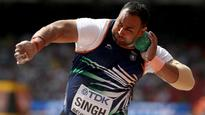 Rio 2016 | Test sample tampered with: Shot putter Inderjeet Singh cries conspiracy