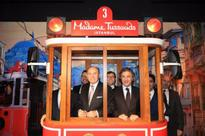 Madame Tussauds Wax Museum opened in Istanbul