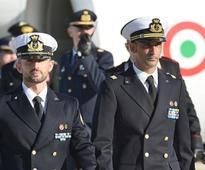 Italian marines under anti-terrorism probe, death penalty possible