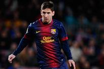 Barcelona coach says something is wrong with Lionel Messi
