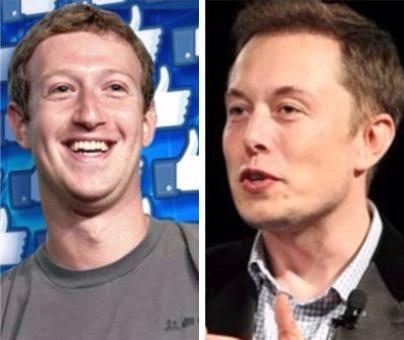 Mark Zuckerberg, Elon Musk spar over AI