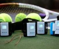 TuringSense Launches PIVOT, Most Advanced Wearable for Tennis, on Indiegogo