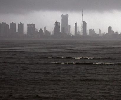 Mumbai goes dark after major power outage