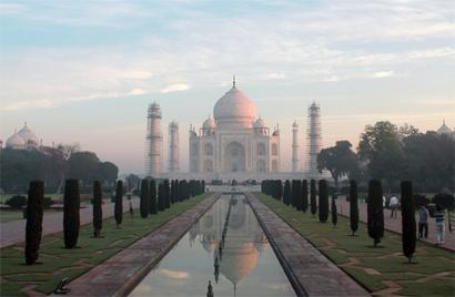The Taj is Everybody's