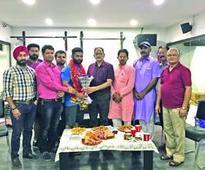 Pushpinder to represent India in Asian bodybuilding