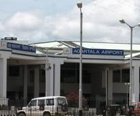 438 cr project to upgrade Agartala airport