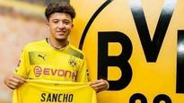 FIFA Under-17 World Cup: Jadon Sancho leaves India, returns to Dortmund