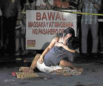 Duterte on photo of wife cradling slain drug pusher: dramatic
