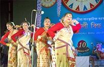 City of Joy pulsates with Rongali Bihu beats