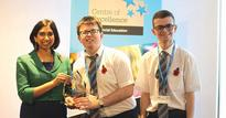 Merseyside special school awarded Centre of Excellence status for its finance curriculum