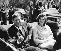 Jackie Kennedy watch, painting could fetch $120,000 at NY auction