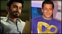Will Fawad Khan and Salman Khan star together in 'Jugalbandi'?