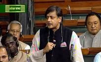 'Cow Safer Than a Muslim in India': Shashi Tharoor in Parliament