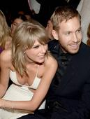 Calvin Harris and Kim Kardashian party together at J-Lo's birthday amid Taylor Swift drama