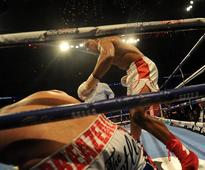 Anthony Joshua looking to recharge his batteries after successful IBF title defence