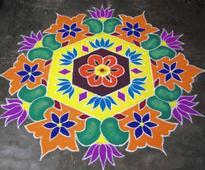 Pongal 2017: 10 beautiful Kolam designs to make this harvest festival