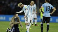 Messi may miss Venezuela match after making winning Argentina return; Brazil blank Ecuador