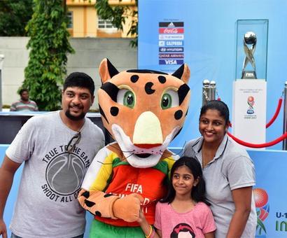 PHOTOS: World Cup fever hits Goa
