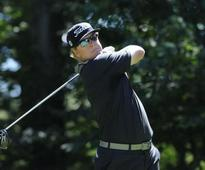 Golf-Hoffman one ahead in early going in Houston