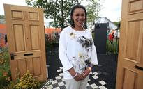 First female black designer in 103 years of Chelsea Flower Show wins gold