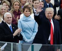 Trump is sworn in, vows to stir 'new national pride'